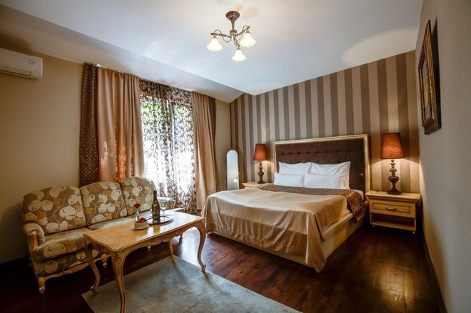 Villa Skadarlija - Belgrad - Yatak Odası
