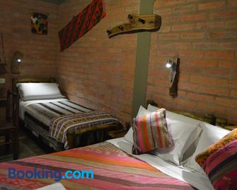 Hotel Rustico Cerro Del Valle - San Agustín de Valle Fértil - Bedroom