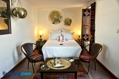 Riad Al Loune - Марракеш - Спальня