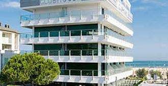 Hotel Club House - Rimini - Edificio