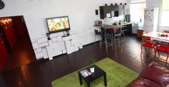 Funkey Hostel - Novosibirsk - Sala de estar