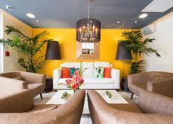 Vive Hotel Waikiki - Honolulu - Area lounge