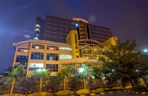 The Panari Hotel - Ναϊρόμπι - Κτίριο
