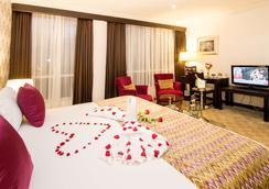 The Panari Hotel - Ναϊρόμπι - Κρεβατοκάμαρα