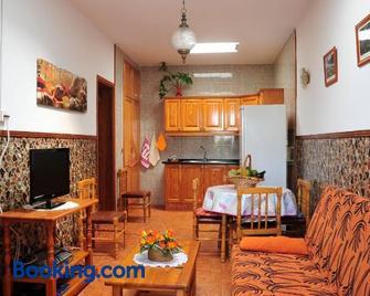 Apartamentos Buen Leon - Puerto de Mogan - Huiskamer