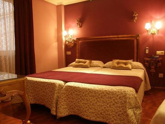 Goya Suites - Salamanca - Makuuhuone