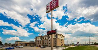 Best Western PLUS North Platte Inn & Suites - North Platte - Gebäude