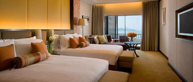 Dusit Thani Pattaya - Pattaya - Makuuhuone