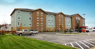 Aspen Suites Hotel Anchorage - Anchorage - Building