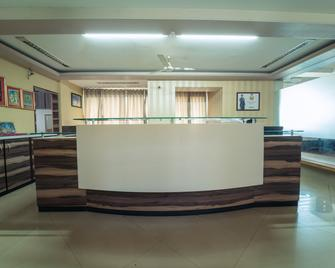 Hotel Aashish Deluxe - Adults Only - Kolhapur - Receptie