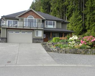 Hillcrest Avenue Bed & Breakfast - Ladysmith - Building
