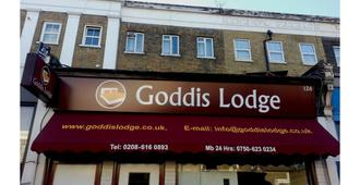 Goddis Lodge - Londres - Bâtiment