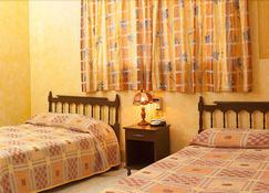 Hotel Del Valle - Эль-Наранхо - Спальня