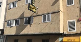 Pension Alvarez - Maspalomas - Edificio