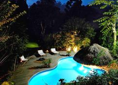 Hotel Warabi - Visconde de Maua - Pool