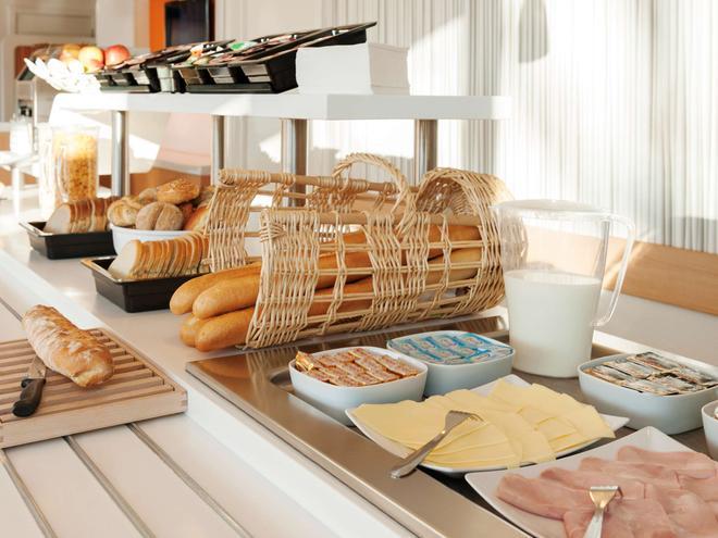 Ibis Budget Antwerpen Port - Antwerp - Restaurant