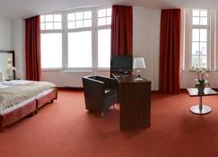 Hotel Royal International - Lipsk - Sypialnia