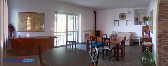 B&B Il Pozzo - Montalto Pavese - Dining room