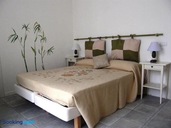 B&B Il Pozzo - Montalto Pavese - Bedroom