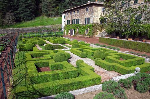 Badia a Coltibuono - Gaiole In Chianti - Outdoor view