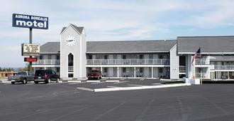 Aurora Borealis Motel - Saint Ignace - Edificio