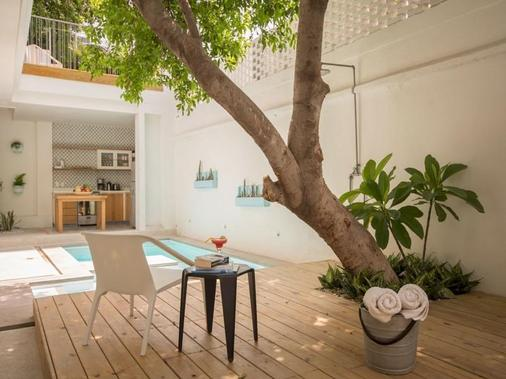La Casa Del Patio Hotel Boutique by Xarm Hotels - Santa Marta - Patio