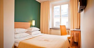 Rex Hotel - Stockholm - Bedroom