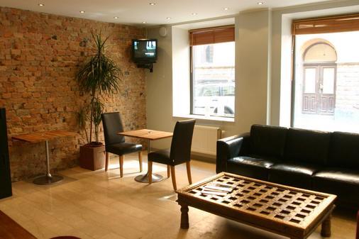 Rex Hotel - Stockholm - Living room