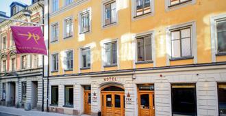 Rex Hotel - Estocolmo - Edificio