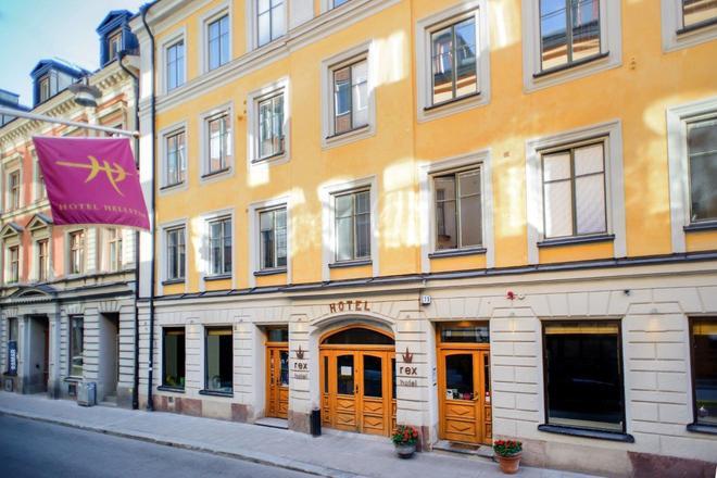 Rex Hotel - Tukholma - Rakennus
