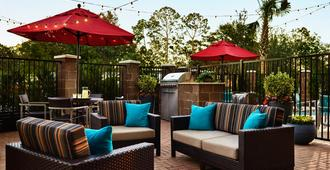 TownePlace Suites by Marriott Tampa South - Tampa - Patio