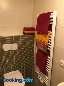 Bleierhof Apartment - Kartitsch - Bathroom