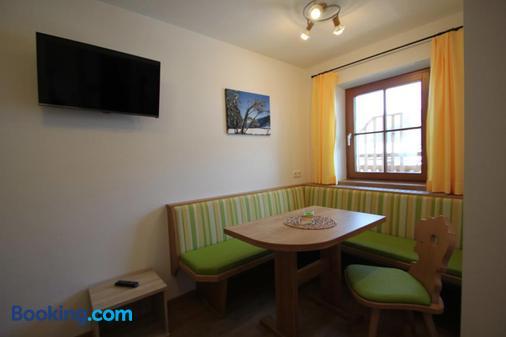 Bleierhof Apartment - Kartitsch - Dining room