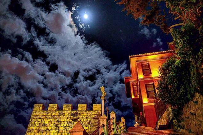 Kitapevi Hotel - Bursa - Rakennus
