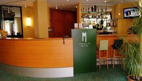 Memphis Hotel - Frankfurt am Main - Resepsjon