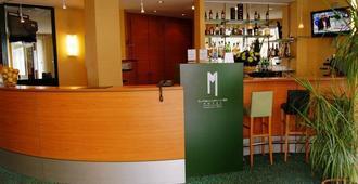 Memphis Hotel - Frankfurt am Main - Front desk