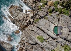 Six Senses Zil Pasyon - Felicite Island - Outdoor view