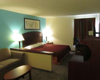 Executive Inn And Suites Wichita Falls - Уїчіта-Фоллс - Bedroom