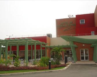 Hotel de Federaciones - Малабо - Building