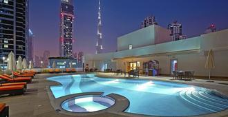 City Premiere Hotel Apartments - דובאי - בריכה