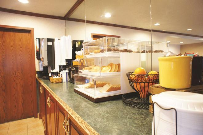 印弟安納波里斯機場行政大道拉昆塔套房酒店 - 印第安那波里 - 印第安納波利斯 - 自助餐