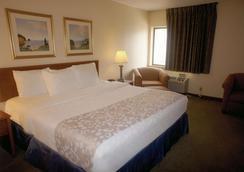 印弟安納波里斯機場行政大道拉昆塔套房酒店 - 印第安那波里 - 印第安納波利斯 - 臥室