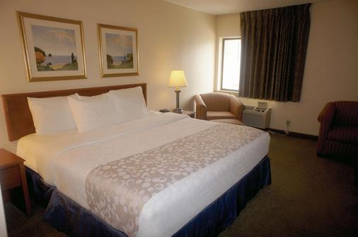 La Quinta Inn by Wyndham Indianapolis Airport Executive Dr - Indianapolis - Phòng ngủ