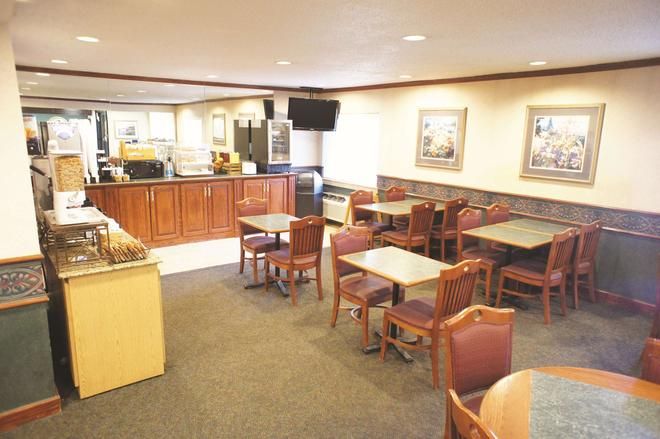 La Quinta Inn by Wyndham Indianapolis Airport Executive Dr - Indianápolis - Restaurante