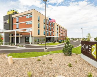 Home2 Suites by Hilton Farmington/Bloomfield - Фармингтон - Здание