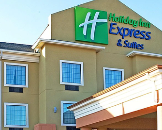 Holiday Inn Express & Suites Jourdanton-Pleasanton - Jourdanton - Gebouw