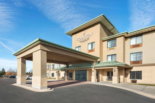 Country Inn & Suites by Radisson, Madison West, WI - Middleton - Building