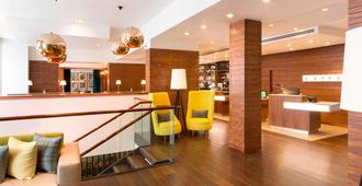 Courtyard by Marriott Edinburgh - Edinburgh - Vastaanotto