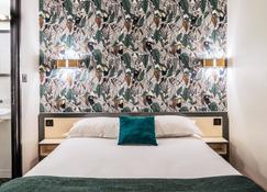 Hôtel Lanjuinais - Rennes - Bedroom
