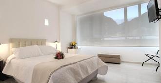 Hotel Inter Bogota - Bogotá - Bedroom